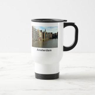 Mug De Voyage Amsterdam, Pays-Bas