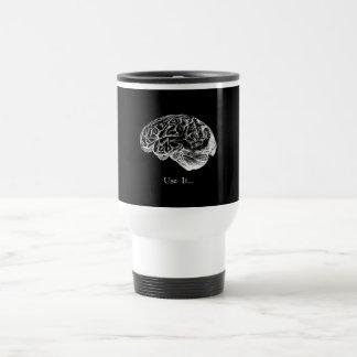 Mug De Voyage Anatomie de cerveau - employez-la