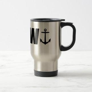 Mug De Voyage ancre