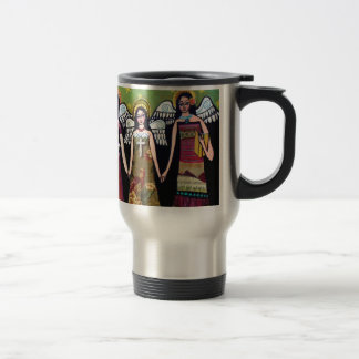 Mug De Voyage Anges mexicains par Heather Galler