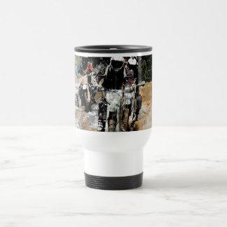 Mug De Voyage Approchant ! - Coureur de motocross