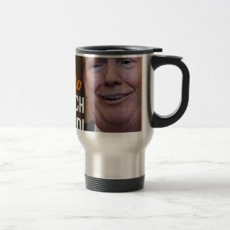 Mug De Voyage Attaquez le Dotard Donald Trump