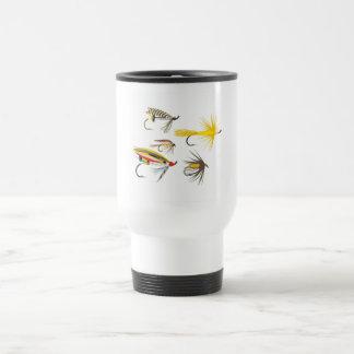 Mug De Voyage Attraits de pêche de mouche