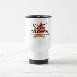 Mug De Voyage Au camp ?