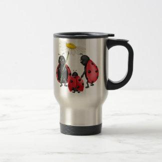 Mug De Voyage Balade de coccinelle