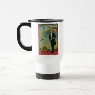 Mug De Voyage Balayez le grand magicien vintage