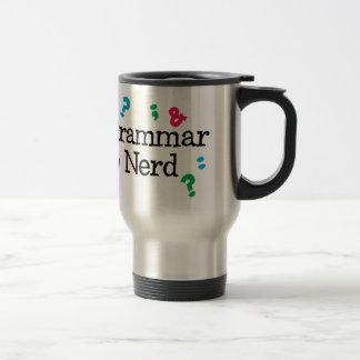 Mug De Voyage Ballot de grammaire