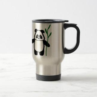 Mug De Voyage Bambou le flacon de panda