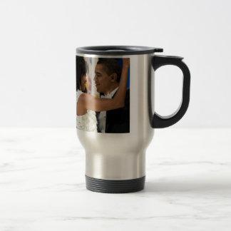 Mug De Voyage Barack et Michelle Obama