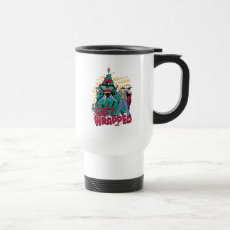 Mug De Voyage Batman | Batman et cadeau de Robin enveloppé à