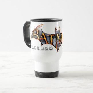 Mug De Voyage Batman : Logo de l'asile | d'Arkham