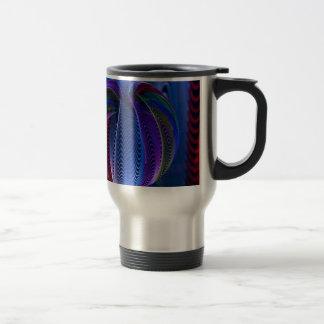 Mug De Voyage Beaucoup de couleurs dans le verre