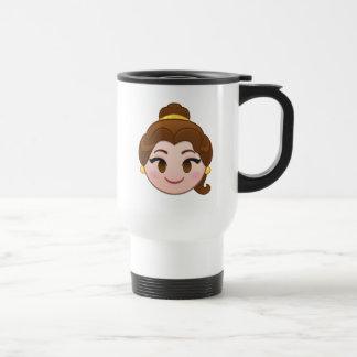 Mug De Voyage Beauté et la belle d'Emoji | de bête