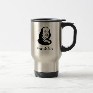 Mug De Voyage Ben Franklin - révolution de La de Vive