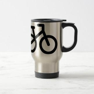 Mug De Voyage Bicyclette simple