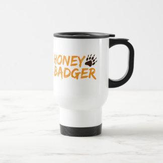 Mug De Voyage Blaireau de miel