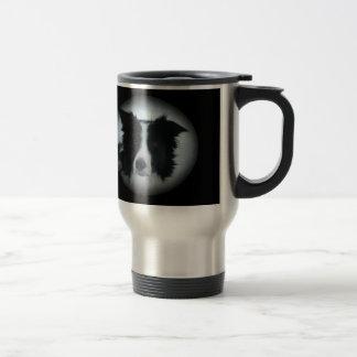 Mug De Voyage Border collie
