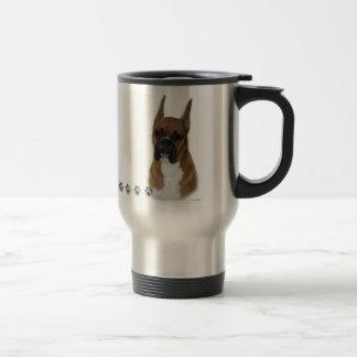 Mug De Voyage boxer_mug