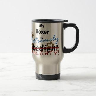 Mug De Voyage Boxeur extrêmement vilain