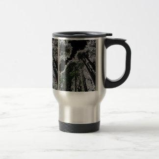 Mug De Voyage Branchés séquoias
