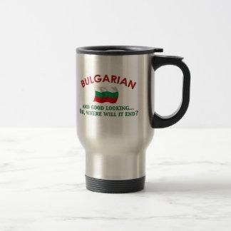 Mug De Voyage Bulgare beau