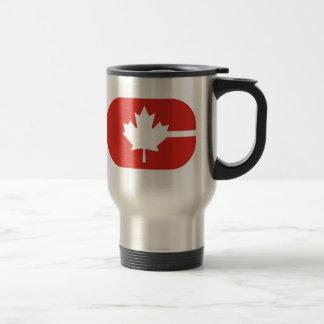 """Mug De Voyage """"C"""" est pour le Canada"""