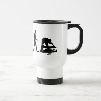 Mug De Voyage Cadeaux d'amants de site d'archéologie