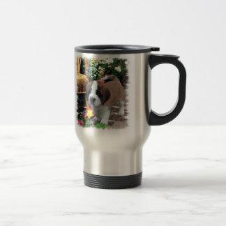 Mug De Voyage Cadeaux d'art de St Bernard