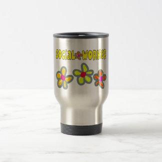 Mug De Voyage Cadeaux d'assistant social