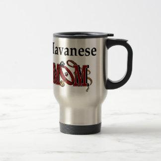 Mug De Voyage Cadeaux de MAMAN de Havanese