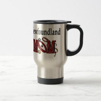 Mug De Voyage Cadeaux de MAMAN de Terre-Neuve