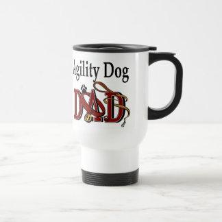Mug De Voyage Cadeaux de propriétaires de chien d'agilité