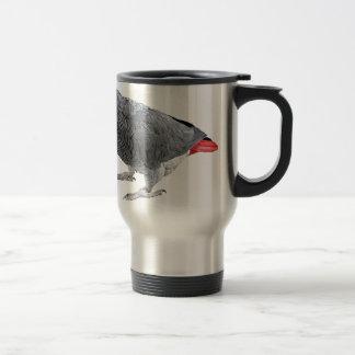 """Mug De Voyage Cadeaux et produits de conception """"de gris"""