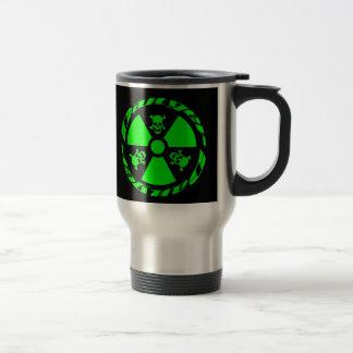 Mug De Voyage Café radioactif