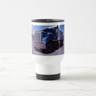 Mug De Voyage Camion à benne basculante de Mack