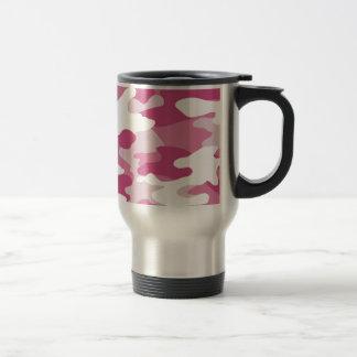 Mug De Voyage Camo rose
