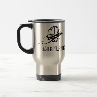 Mug De Voyage Canette thermique Pilote d'avion