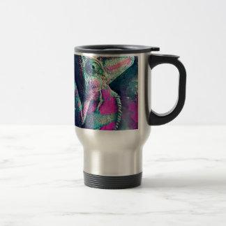 Mug De Voyage #chameleon de caméléon