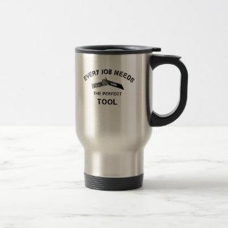 Mug De Voyage Chaque travail, les besoins l'outil parfait