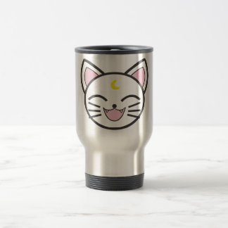 Mug De Voyage chat de lune