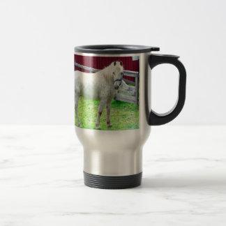 Mug De Voyage Cheval blanc