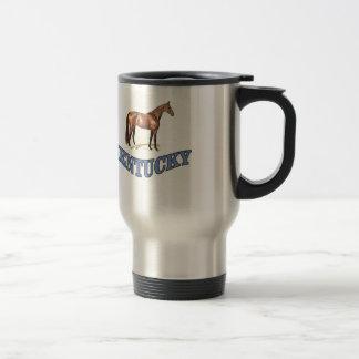 Mug De Voyage Cheval du Kentucky