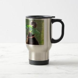 Mug De Voyage Chèvre de Lamancha