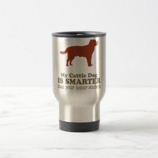 Mug De Voyage Chien australien de bétail