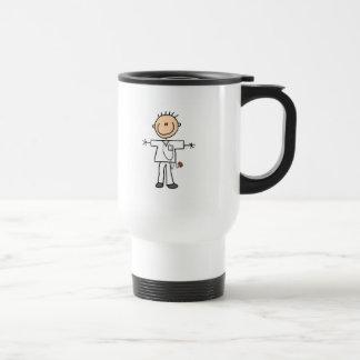 Mug De Voyage Chiffre masculin T-shirts et cadeaux de bâton