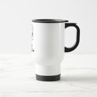 Mug De Voyage Chiffre T-shirts et cadeaux de bâton d'arbitre