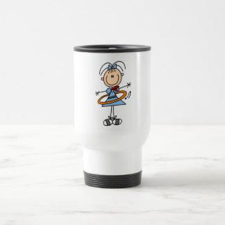 Mug De Voyage Chiffre T-shirts et cadeaux de bâton de cercle de