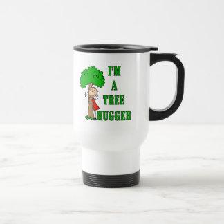Mug De Voyage Chiffre T-shirts et cadeaux de bâton de Hugger