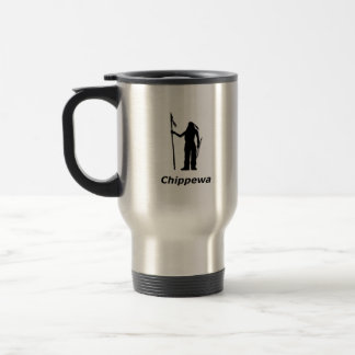 Mug De Voyage Chippewa indien
