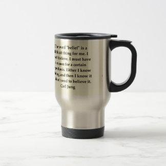 Mug De Voyage citation de Carl Jung